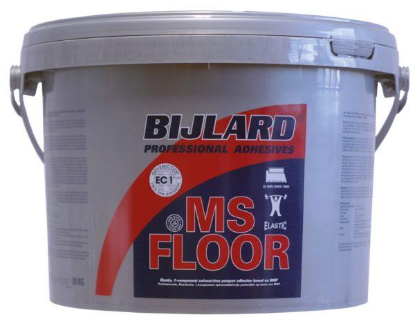 Priidu Põrand MS Floor parketiliim